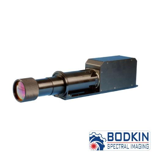 Bodkin MWIR-60 hyperspectral imaging camera